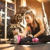 筋力強化を考えた場合のセット間ストレッチの活用(活動中の筋に乳酸、水素イオン、ナトリウムイオン、リン酸の蓄積をもたらし、エクササイズに対する成長ホルモンの応答に重要になる)