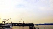 広島旅行3日目:呉、原爆ドーム、マリーナホップ編
