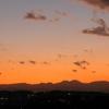 夕暮れ景色~その61『夕焼け雲と…』