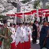 香取神宮のお祭り