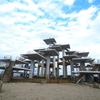【千葉】富津岬にはかっこいい展望台があるし海沿いの道がエモい【オススメ観光地】