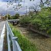 山崎川の源流を求めて その10 檀渓橋付近 ~ 南山高付近の暗渠部