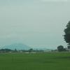 久々の筑波山だ、かっこいいな。