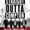 伝説的ヒップホップ・グループの伝記的映画「ストレイト・アウタ・コンプトン」 (2015)