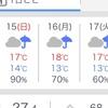 どうなる?!秋の運動会の天気は?日程は?