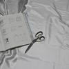 (手作りウェディングドレス)スカート裏地の製図・裁断