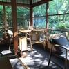 徳川園におしゃれなカフェあります。徳川園に入らなくても楽しめます。