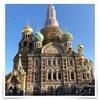 サンクトペテルブルク一人旅⑧ 華やかに佇む血の上の救世主教会