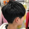 頭髪検査イッパツでクリアのマッシュフォルム。鈴鹿市 メンズマッシュ