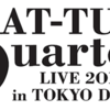 "KAT-TUN LIVE 2015""quarter""in TOKYO DOME"