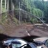 ツーリングに行く 【8月26日】『スプリングスひよし』『うを亀』~8月は3週連続美山周辺で朝練です。第三弾:台風の被害が甚大でした~