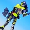 LVUR 03 仮面ライダースナイプ シューティングゲーマー レビュー