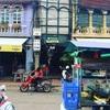 アンコールワット個人ツアー(176)シェムリアップ市内のオルードマーケットと屋台