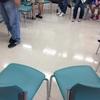 椅子取りゲームで、日本語の勉強