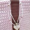久しぶりに・・・〜かぎ針バッグ編みました〜