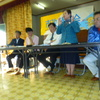 29、30日と福島市内で議会報告会を兼ねたつどい。