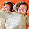 双子の成長。- 乗る -