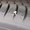トヨタC-HRのパンク修理跡に疑問を感じたのでパンク修理方法について調べてみた