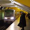 モスクワの地下鉄は想像より使いやすく、安全。
