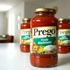 """コストコ""""Prego Fresh Mushroomトマトソース""""で作る簡単ドリア"""