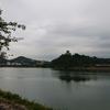 今日の犬山城は…『久しぶりの雨☂️』
