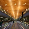 初カタール航空!ドーハ乗り継ぎでカトマンズからヘルシンキへ。ハマド空港ラウンジがすごかった