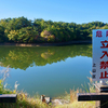 大芦池(岡山県美作)