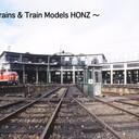 Train & Train Models HONZ