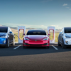 テスラ電気車のモデル整理 'S3XY'