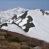 増毛山地・西暑寒岳(1413m)