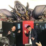 【大阪・阿倍野】『キン肉マン友情の40周年展』で生ゆでたまご先生と遭遇!