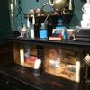 食歩記 銀座三越 Wicked Cocktail Atelier 家具から湧き出るホットチョコレートをいただきました(~2/14)