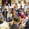 〈座談会 師弟誓願の大行進〉60 対話拡大へ「モバイルSTB」をさらに活用 有意義で心弾む語らいを! 2018年9月17日
