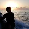 ほぼ身内だけのアオリイカ釣り大会