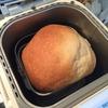 息子も食べれるパンを焼いてみた