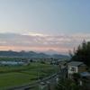 夏の終わりの富士山とカブトムシの餌の話