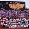 京都サンガFC歴代最強シーズンはいつ?サンガ歴代最強チームランキングベスト10。