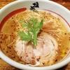 自家製麺のあっさり塩ラーメン!【倉敷 塩元帥】@水江