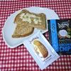 ナッツがある朝食!アーモンド&ココナッツ全粒粉トースト