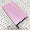 """EDiT 1日1ページ手帳 B7変型サイズ"" のカバーを紙で作った。ゴムバンドも使用可能。"