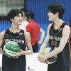 【NCT】ジェヒョンとテン癒しのバスケユニフォーム姿が最高にいい!