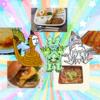 食の二択・6【焼肉vsうなぎ/ライスバーガーvsチーズバーガー/エビフライvsハンバーグ】