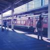 【国内旅行系】 初めてのグリーン車体験 大垣発東京行夜行列車 165系