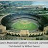ディマジオの連続安打記録止まる クリーブランド・スタジアム(Cleveland Municipal Stadium)