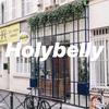 パリコレ モデルも通うパリの人気カフェ 朝食パンケーキ【Holybelly】