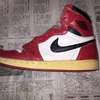 "NIKE AIR JORDAN 1 ""CHICAGO"" 94s"