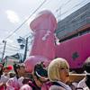 オープンな性信仰文化の祭!男性器の神輿が踊る『川崎市・かなまら祭り』