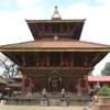 ネパ-ルの宮廷と寺院・仏塔 第206回     カトマンドゥ盆地の寺院と仏塔 チャング・ナラヤンの寺院