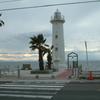灯台の柵作り