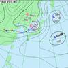 秋田は「暴風雨」の予報